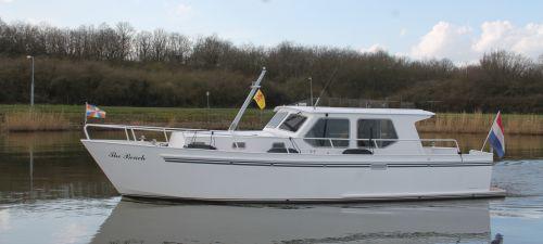 TT Ranger 11.50 OK, Motor Yacht  for sale by Jachtmakelaardij Kappers