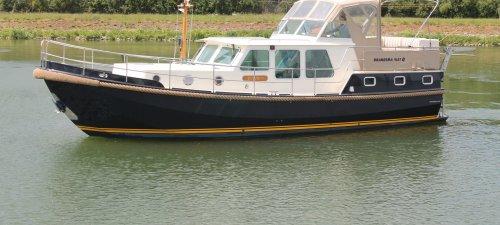 Brandsma Vlet 1100 AK De Luxe, Motorjacht Brandsma Vlet 1100 AK De Luxe te koop bij Jachtmakelaardij Kappers