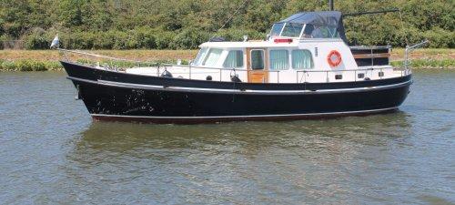 Gillissen Kotter 1370, Motorjacht Gillissen Kotter 1370 te koop bij Jachtmakelaardij Kappers