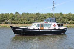 Gillissen Kotter 1370, Motor Yacht  for sale by Jachtmakelaardij Kappers
