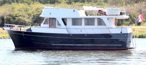 Blue Ocean Trawler 50, Motorjacht Blue Ocean Trawler 50 te koop bij Jachtmakelaardij Kappers