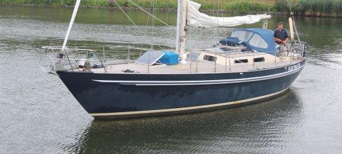 Koopmans 38 Classic, Zeiljacht Koopmans 38 Classic te koop bij Jachtmakelaardij Kappers