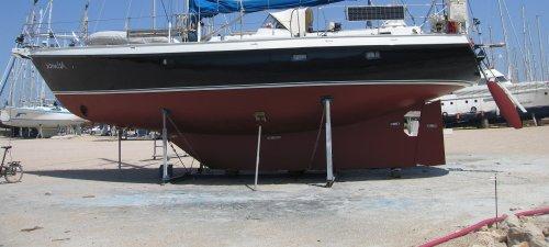 Koopmans 43, Sailing Yacht Koopmans 43 for sale at Jachtmakelaardij Kappers