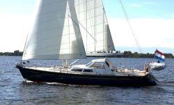 Nordia Van Dam 55 Cruiser Deck Saloon, Sailing Yacht  for sale by Jachtmakelaardij Kappers