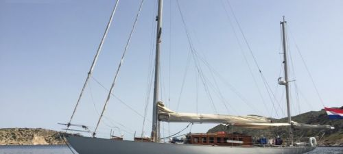 S&S 55 Based Modern Classic, Traditionelles Yacht  for sale by Jachtmakelaardij Kappers