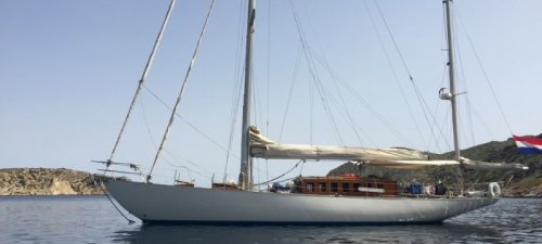 S&S 55 Based Modern Classic, Classic yacht S&S 55 Based Modern Classic for sale at Jachtmakelaardij Kappers