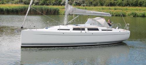 Hanse 345 (bowthruster + Electric Winch), Zeiljacht Hanse 345 (bowthruster + Electric Winch) te koop bij Jachtmakelaardij Kappers