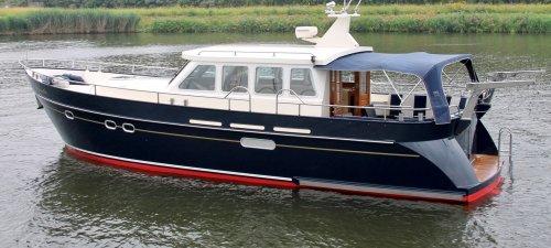 Van Vossen Patrouille 1200, Motoryacht Van Vossen Patrouille 1200 zum Verkauf bei Jachtmakelaardij Kappers