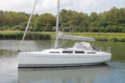 Hanse 345 (bowthruster + Electric Winch), Segelyacht  for sale by Jachtmakelaardij Kappers