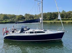 Hunter 336, Sailing Yacht  for sale by Jachtmakelaardij Kappers