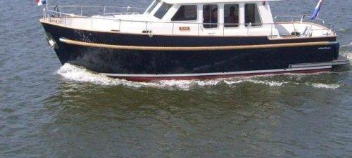 Wodan 37 OK, Motorjacht Wodan 37 OK te koop bij Jachtmakelaardij Kappers