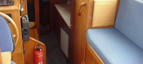 Wauquiez 47 Pilot Saloon Nieuwbouw, Zeiljacht Wauquiez 47 Pilot Saloon Nieuwbouw te koop bij Jachtmakelaardij Kappers