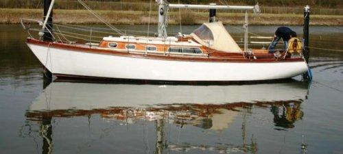 Carena 35, Zeiljacht Carena 35 te koop bij Jachtmakelaardij Kappers