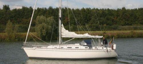 Spirit 41, Sailing Yacht  for sale by Jachtmakelaardij Kappers