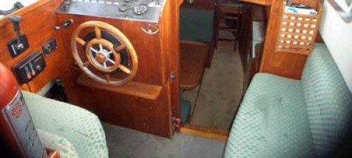Najad 355- Sold/Verkocht, Zeiljacht Najad 355- Sold/Verkocht te koop bij Jachtmakelaardij Kappers