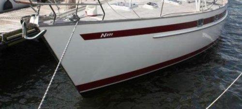 Najad 391-Sold/Verkocht, Zeiljacht Najad 391-Sold/Verkocht te koop bij Jachtmakelaardij Kappers