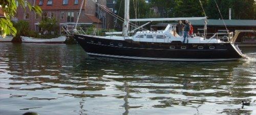 Carena 47, Zeiljacht Carena 47 te koop bij Jachtmakelaardij Kappers