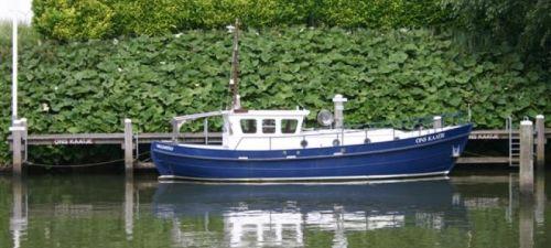 Speelmanskotter 11.00, Motor Yacht  for sale by Jachtmakelaardij Kappers