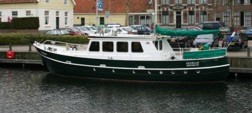 Akkerman Kotter, Motorjacht Akkerman Kotter te koop bij Jachtmakelaardij Kappers