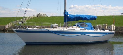 Sweden Yachts 34 Comfort, Zeiljacht  for sale by Jachtmakelaardij Kappers