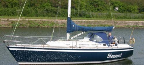 Spirit 36, Sailing Yacht  for sale by Jachtmakelaardij Kappers