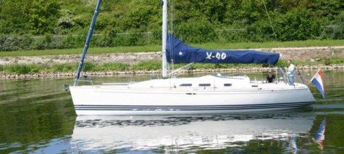 X-Yachts X-40, Zeiljacht X-Yachts X-40 te koop bij Jachtmakelaardij Kappers