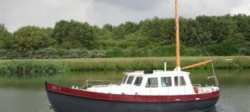 Speelmanskotter 10.50, Motor Yacht  for sale by Jachtmakelaardij Kappers