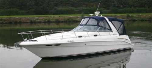 Sea Ray 340 DA Sundancer, Motor Yacht  for sale by Jachtmakelaardij Kappers
