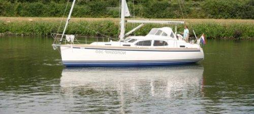 Nordship 360 DS, Zeiljacht Nordship 360 DS te koop bij Jachtmakelaardij Kappers