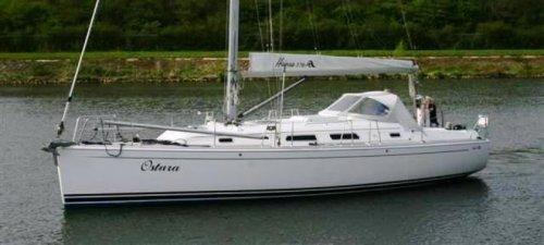 Hanse 370, Zeiljacht Hanse 370 te koop bij Jachtmakelaardij Kappers