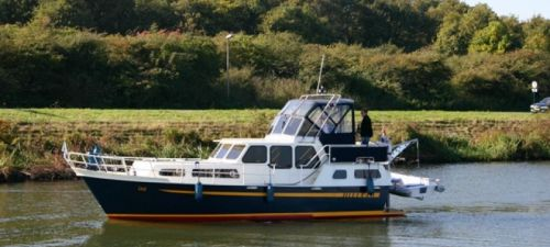 Type Hollandia Kruiser 10.30, Motoryacht  for sale by Jachtmakelaardij Kappers