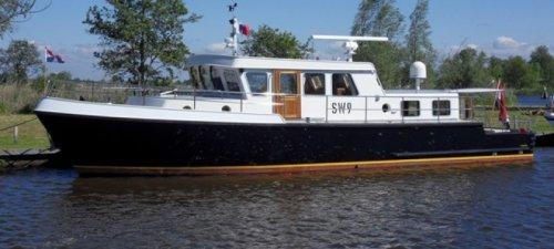 Coastal Pilot, Motorjacht Coastal Pilot te koop bij Jachtmakelaardij Kappers