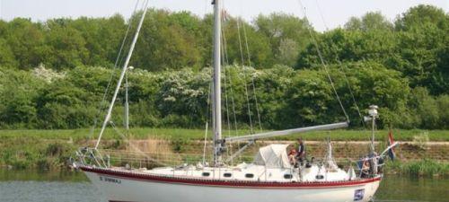 Tayana Vancouver 42, Sailing Yacht  for sale by Jachtmakelaardij Kappers