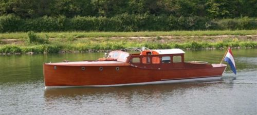 Salonboot Ljunberg, Motor Yacht  for sale by Jachtmakelaardij Kappers