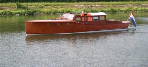 Salonboot Ljunberg, Motorjacht Salonboot Ljunberg te koop bij Jachtmakelaardij Kappers