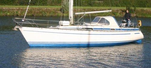 Bavaria 38, Zeiljacht Bavaria 38 te koop bij Jachtmakelaardij Kappers