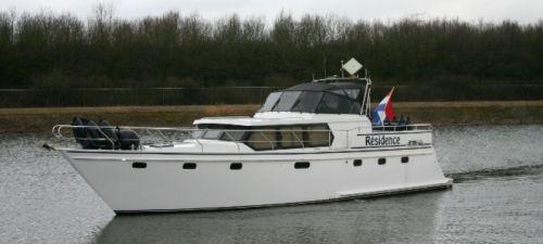 Zijlmans Eagle 1400 Cabrio, Motorjacht  for sale by Jachtmakelaardij Kappers