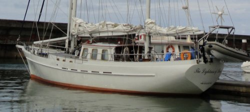 Sijperda 65, Sailing Yacht Sijperda 65 te koop bij Jachtmakelaardij Kappers