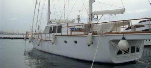 HAS 25 METER S-Y, Sailing Yacht HAS 25 METER S-Y for sale at Jachtmakelaardij Kappers