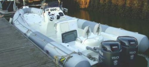 Zodiac 850 PRO, RIB en opblaasboot Zodiac 850 PRO te koop bij Jachtmakelaardij Kappers