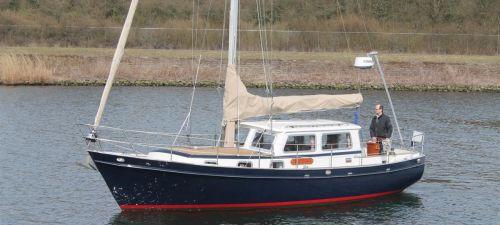 Trewes 31 MS, Motorsailor  for sale by Jachtmakelaardij Kappers