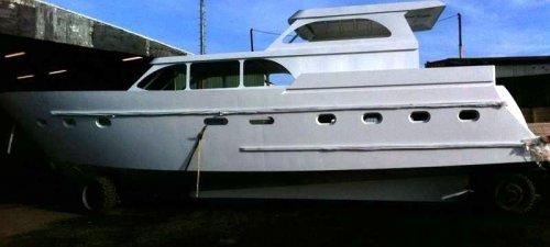 Van Der Heijden Dynamic 1500 Casco Dynamic 1500 Stuurhuis - Inruil Bespreekbaar, Motor boat - hull only Van Der Heijden Dynamic 1500 Casco Dynamic 1500 Stuurhuis - Inruil Bespreekbaar te koop bij Jachtmakelaardij Kappers