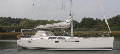 Hanse 470e, Zeiljacht  for sale by Jachtmakelaardij Kappers