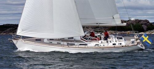 Najad 511, Sailing Yacht Najad 511 te koop bij Jachtmakelaardij Kappers