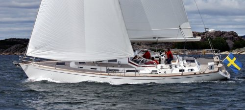 Najad 511, Sailing Yacht Najad 511 for sale at Jachtmakelaardij Kappers