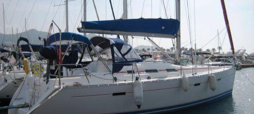 Beneteau Oceanis 393, Zeiljacht  for sale by Jachtmakelaardij Kappers