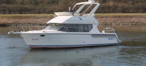 Carver 320 Flybridge, Motorjacht Carver 320 Flybridge te koop bij Jachtmakelaardij Kappers