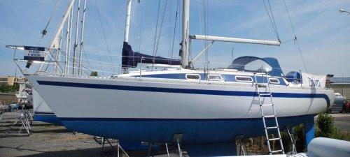 Furia 37, Sailing Yacht Furia 37 for sale at Jachtmakelaardij Kappers