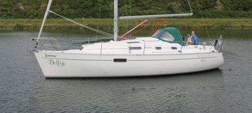 Beneteau Oceanis 321, Zeiljacht Beneteau Oceanis 321 te koop bij Jachtmakelaardij Kappers