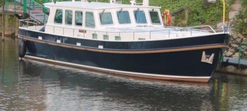 Combi Spiegelkotter 1400, Motor Yacht Combi Spiegelkotter 1400 te koop bij Jachtmakelaardij Kappers